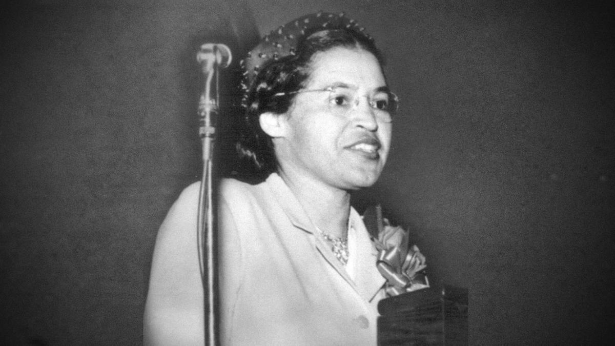 In Rosa Rosa Parks Remembered By Her Friends