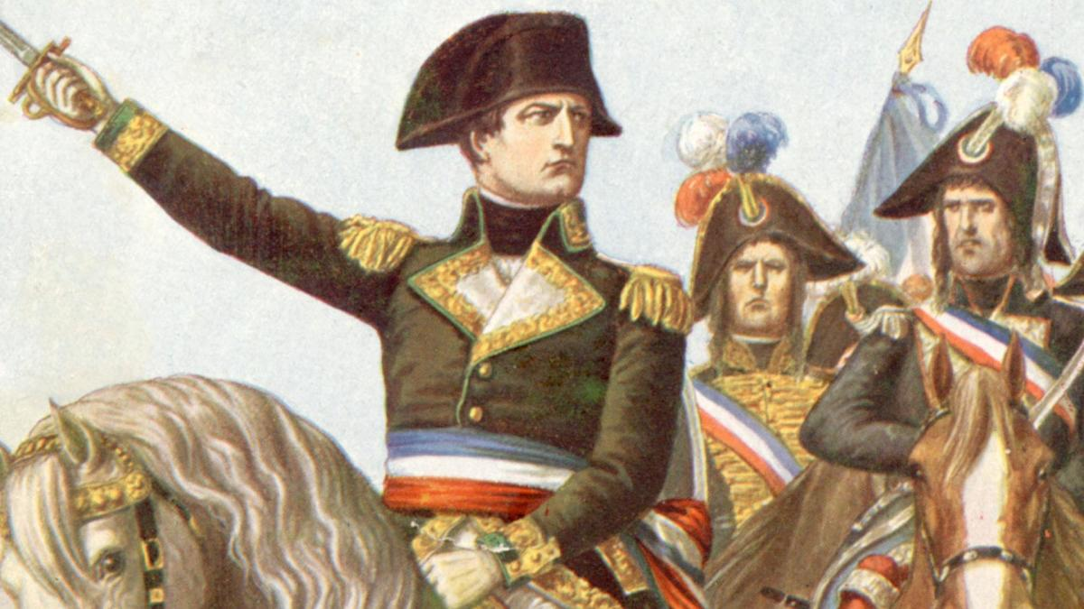 Kaiser Bonaparte Tapijt Napoleon Mini Biography