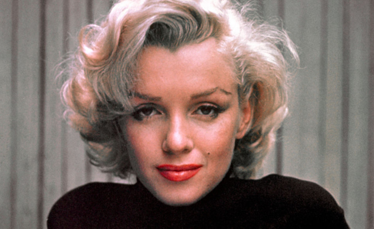 Marylin Monroe Marilyn Monroe Facts Biography