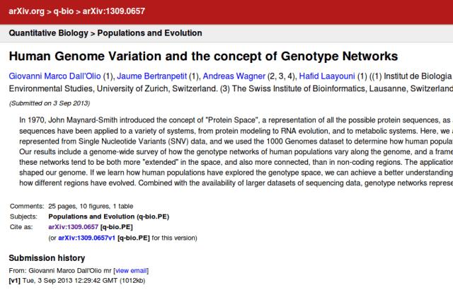 arXiv paper