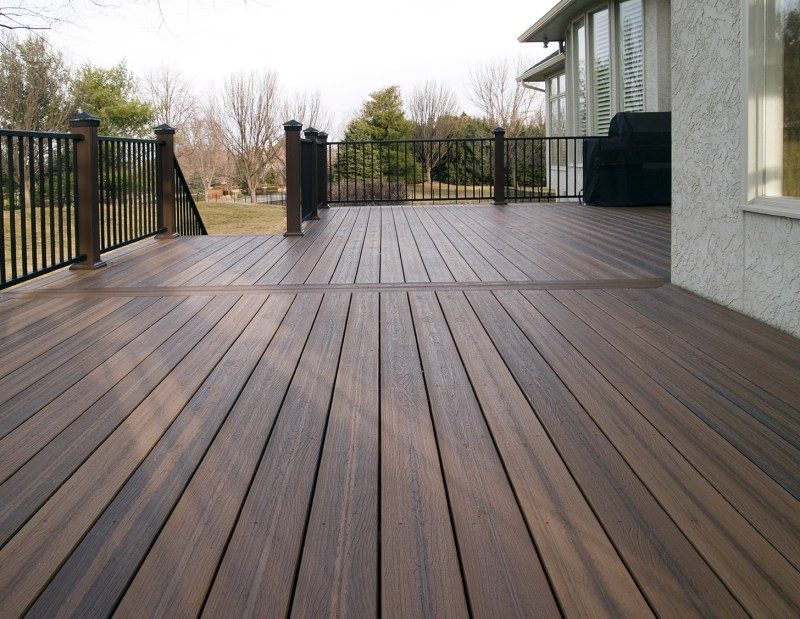 Large Of Trex Decking Problems