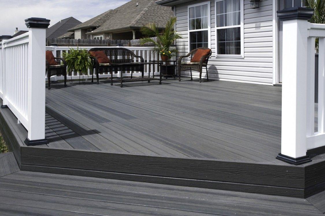 Gray Trex Decking O Decks Ideas