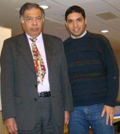 Dr.Isaac Goiz Lic. Pablo Ordoñez