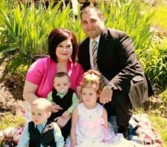 Photo of the Martinez Family