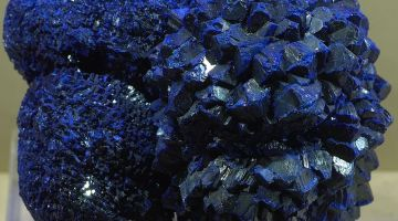 Azurite_from_China