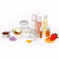 Priia Cosmetics skin care and makeup