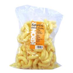 Chrumky kukurično pšenové 100g