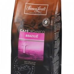 Káva Brazília,  arabica zrnková BIO 250g
