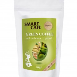 Káva zelená bez kofeínu classic BIO RAW 200g