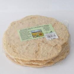Placky tasovské chlebové bezgluténové 220g
