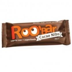 Roobar kakao mandľa BIO RAW