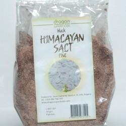 Soľ himalájska čierna jemná 250g