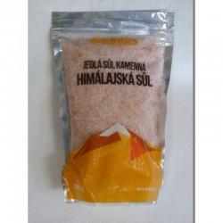 Soľ himalajská ružová hrubá 500g