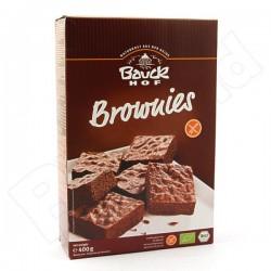 Zmes na Brownies bezgluténová BIO 400g