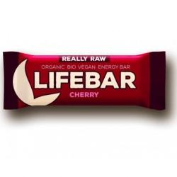 Tyčinka Lifebar čerešňová BIO RAW 47g