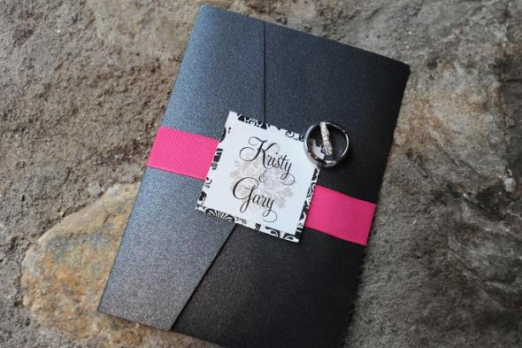 Resee\u0027s blog Here 39s what else the couple did to pull off a 1920s - pink black and white weddings