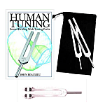 Beginner 's Special-  The Body Tuners, the Otto 128 and the book Human Tuning