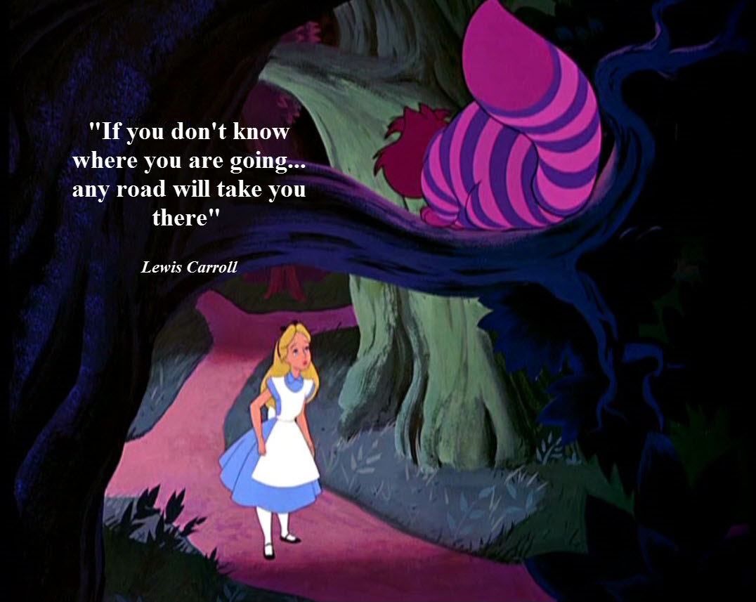 Alice In Wonderland Wallpaper Quotes Cheshire Cat How To Develop A Powerpoint Pitch Deck For Biotech