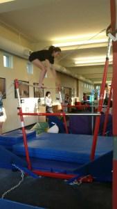 Gymnastics - Advanced Girls