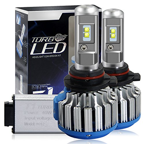 Win Power 9012 HIR2 LED Headlight CREE Bulbs Conversion Kits +