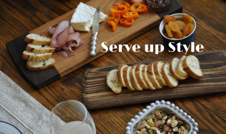Serving Boards
