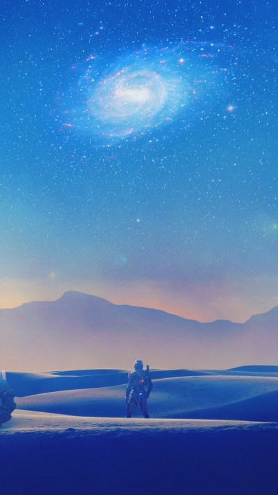 Mass Effect: Andromeda iPhone Wallpapers – BirchTree