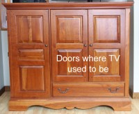 How To Repurpose A Tv Cabinet | online information