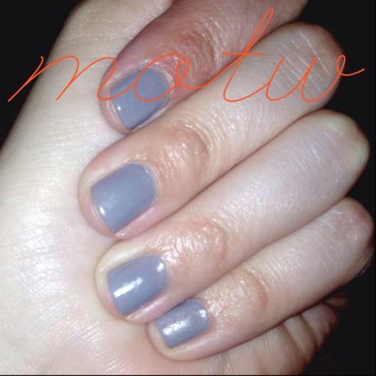 MOTW sephora by opi grey