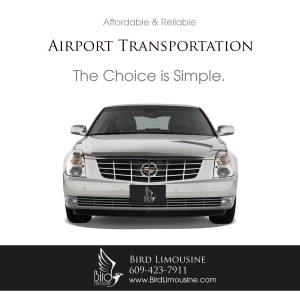Bird Limousine airport transportation