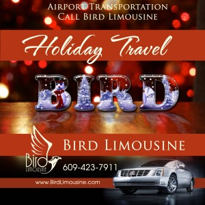 Bird Gallery limo service to airport