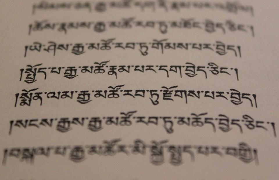 Excerpt from the Samantabhadra Wishing Prayer
