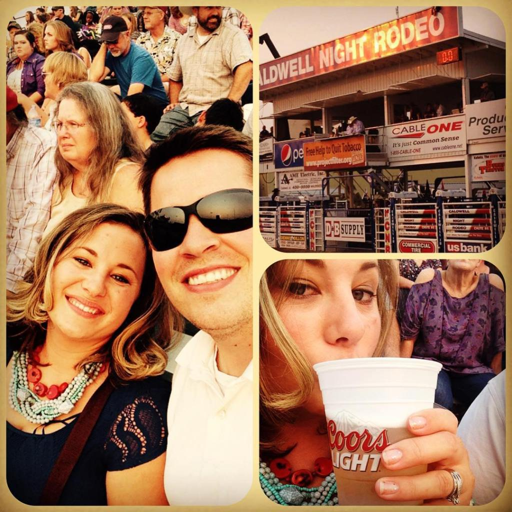 datenight CNR caldwellnightrodeo rodeo rowdies idahome