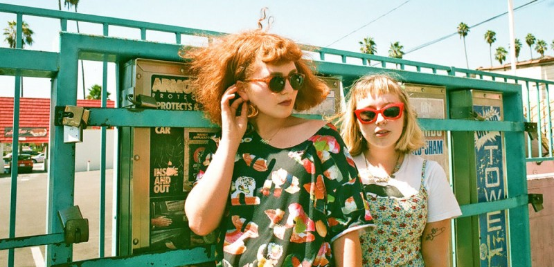 Girlpool / Courtesy of Wichita Recordings