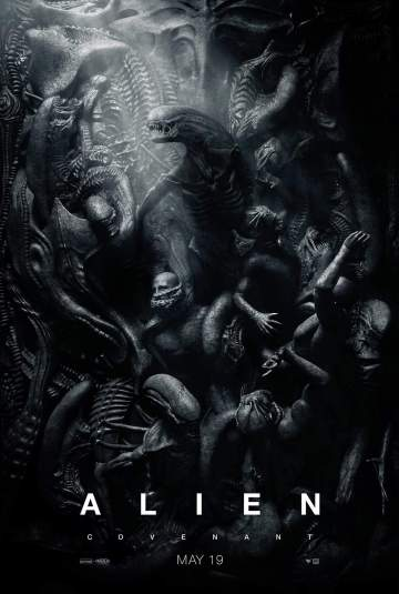 BPREVIEW: Alien: Covenant @ The Mockingbird – midnight 11/12.05.17