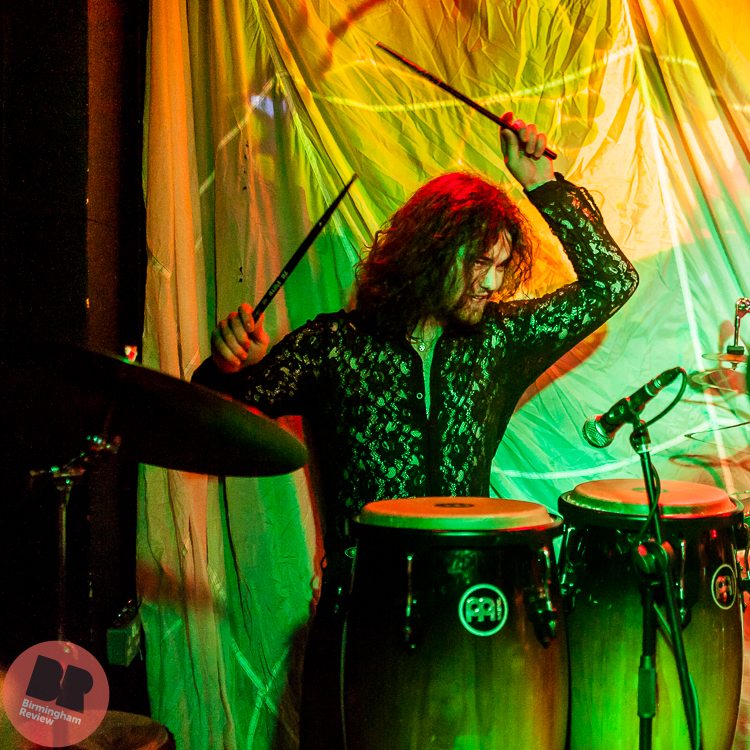 The Mother's Earth Experiment @ Counteract's 7th Birthday 22.04.17 / Rob Hadley - Birmingham Review
