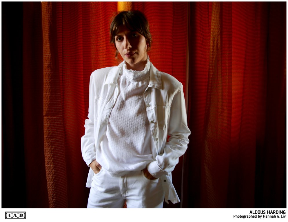 ALBUM: Party – Aldous Harding / Hannah & Liv