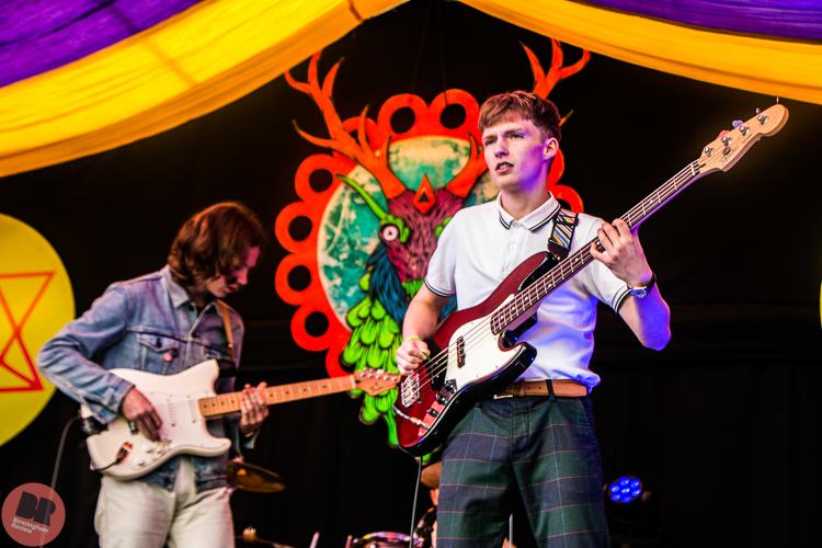 Sugarthief - Beyond The Tracks @ Eastside Park 16.09.17 / Eleanor Sutcliffe - Birmingham Review