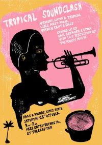 BPREVIEW: Tropical Soundclash @ Hare & Hounds 28.10.17