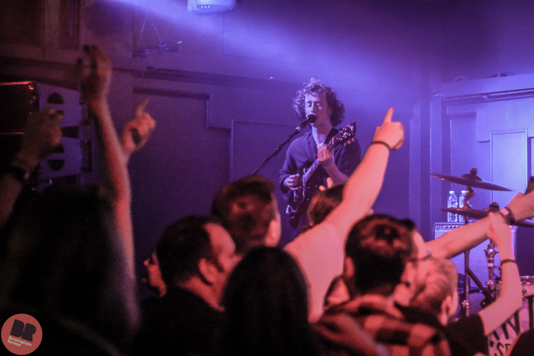Spring King @ All Year Leaving 21.10.17 / Cameron Goodyer – Birmingham Review