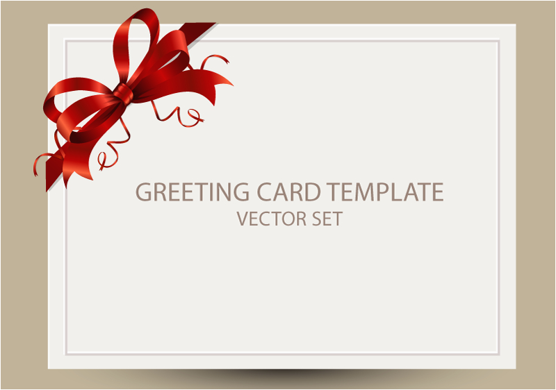 Free Birthday Cards Templates Freebie Greeting Card Templates with