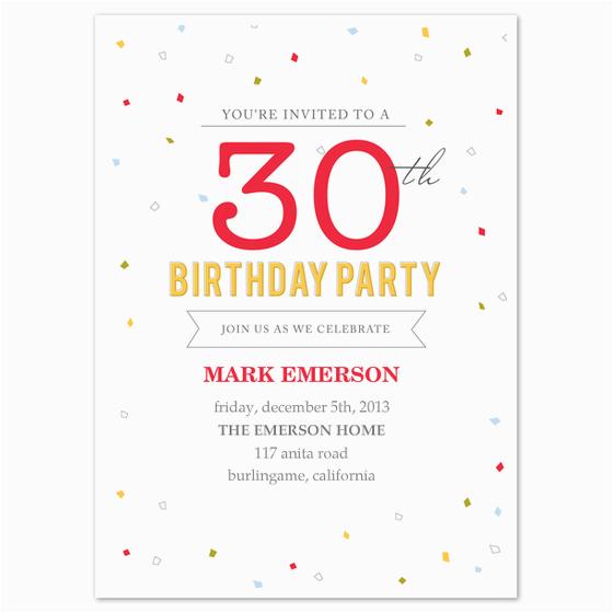 Free Online Birthday Invitations To Email Invitation