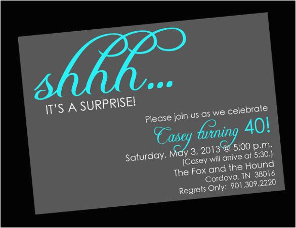 Free Printable Surprise Birthday Invitations Template BirthdayBuzz