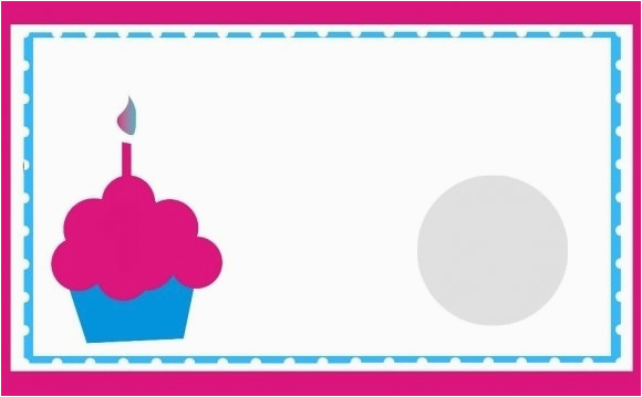 Free Template Birthday Card Free Birthday Card Templates to Print
