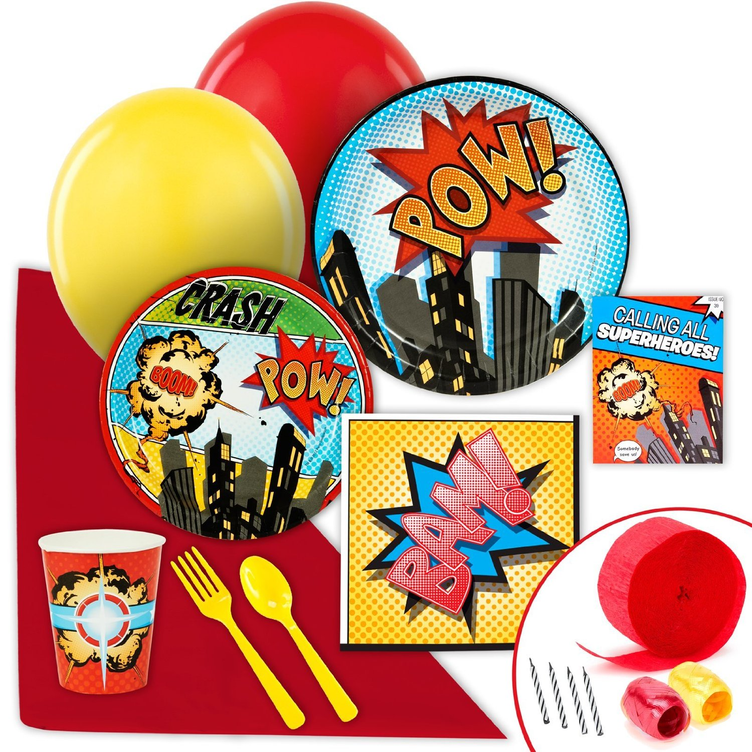 Birthday Supplies Teen Titans Go Birthday Party Theme Ideas And Supplies