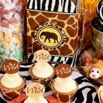 Safari Jungle Birthday Party Theme Ideas