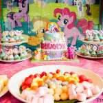 My Little Pony Tea Time