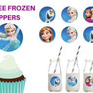 Free Frozen Toppers