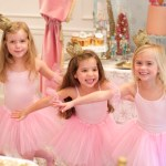 Nutcracker Inspired Winter Ballet Party