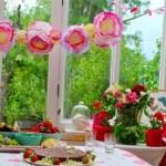 Little Flower Birthday Party