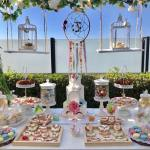 Outdoor Bohemian Chic Party